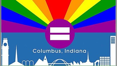 Columbus, Indiana: Mike Pence's Hometown To Host First PRIDE Festival - April 14, 2018