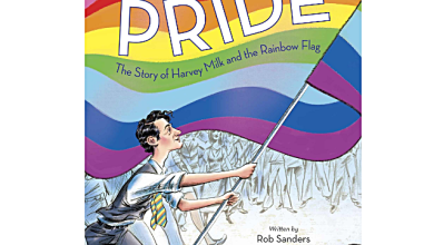 Harvey Milk Children's Picture Book Teaches Kids About Gay History