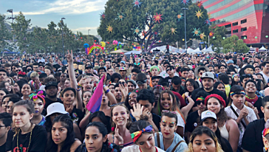 LA Pride Festival Shut Down By Fire Marshall's and LAPD Saturday Night