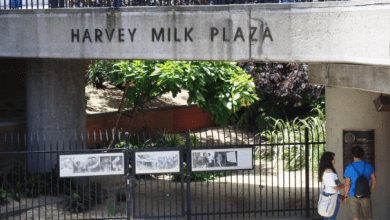 Gay Man Attacked at Harvey Milk Plaza in S.F.'s Castro