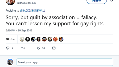 """Dean Cain Slams """"Intolerant' Gays For Being Offended At FRC Hate Group Event"""