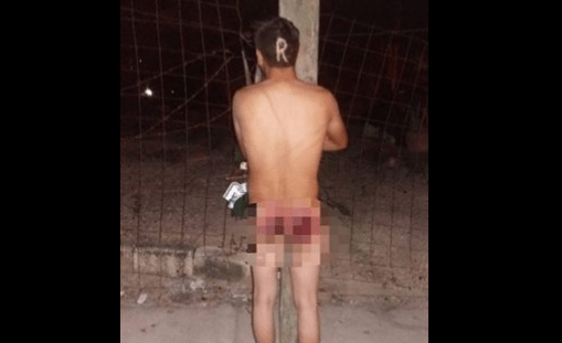 Naked Men Are Being Tied To Lampposts In Puerto Vallarta In Bizarre Crime Wave