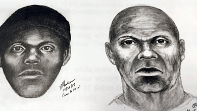 San Francisco PD Releases Updated Sketch Of Serial Killer Who Killed 5 Gay Men in the 1970's