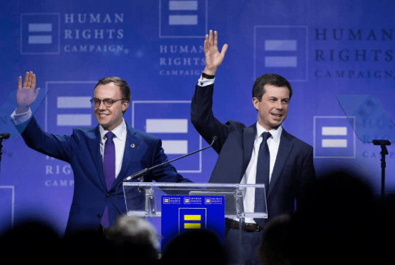 Pete Buttigieg Warns About 'Identity Politics' and Urges Democrats to 'Tear Down Walls' That Divide Them [VIDEO]