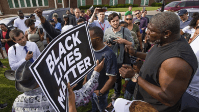 Black Lives Matter Protesters Confront Pete Buttigieg Over Police Shooting in South Bend, IN