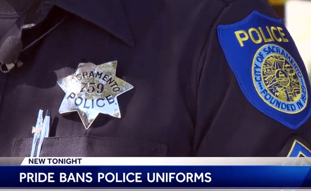Sacramento PRIDE Bans LGBT Police in Uniform From Events, Gay Police Officer Speaks Out