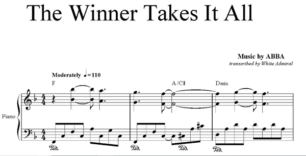 "Who Sang It Better? - ""The Winner Takes It All"" ABBA v. Cher v. Laura Brannigan"