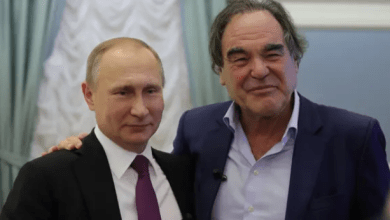 "Director Oliver Stone Thinks Russia's Anti-Gay Law Is ""Sensible"""