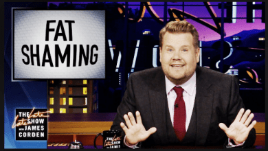 "James Corden Blasts Bill Maher For Fat Shaming: ""It's just bullying."" - VIDEO"