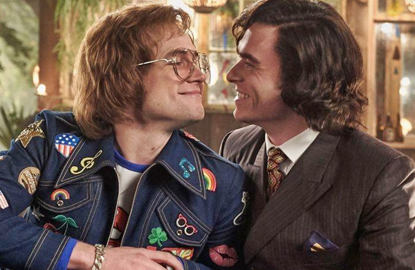 "DELTA Airlines Cuts Gay References and Same Sex Kiss From Elton John Biopic ""Rocketman"""