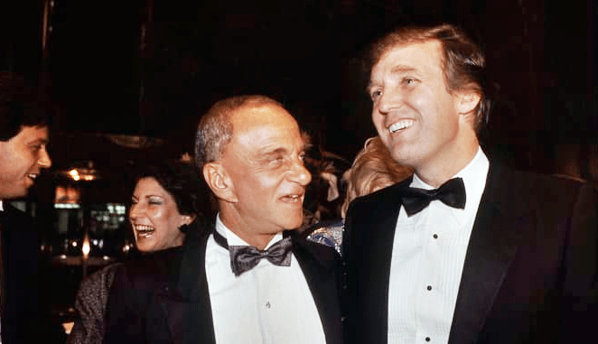 WATCH: The Trailer for 'Bully. Coward. Victim. The Story of Roy Cohn' - HBO Documentary