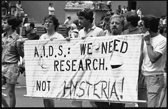 Gay mens health crisi