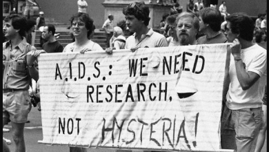 Gay History - January 4, 1982: NYC's Gay Men's Heath Crisis Founded in Response to AIDS Epidemic