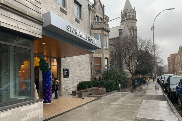 NYC Opens Stonewall House Its First Ever LGBT-Welcoming Senior Housing
