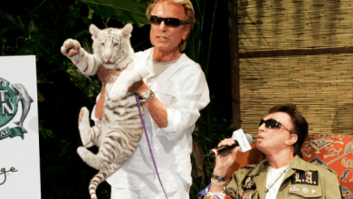 Roy Horn of Siegfried and Roy Dies of Coronavirus