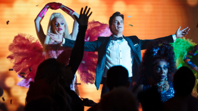 "#PRIDE50 - WATCH: Matt Bomer Sings ""People Like Us"" from Doom Patrol - VIDEO"