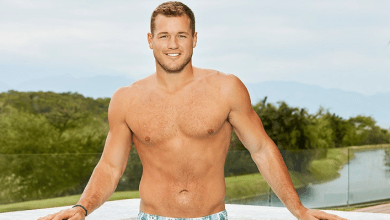 Colton Underwood ABC The Bachelor Gay