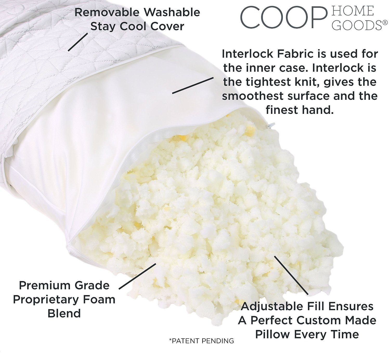 Shredded_Memory_Foam_Pillow_By_Coop_Home_Goods