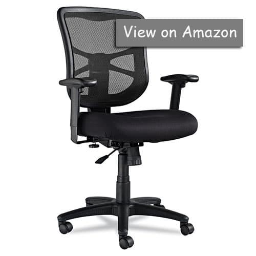 Alera Elusion Series Mesh Mid-Back SwivelTilt Chair