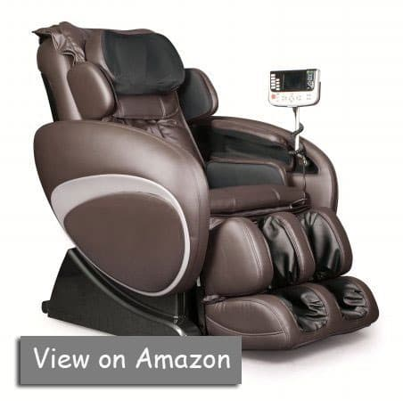 OS-4000 Zero Gravity Heated Reclining Massage Chair Upholstery