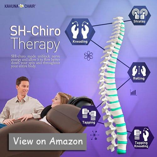 Zero Gravity Kahuna Massage Chair LM-6800