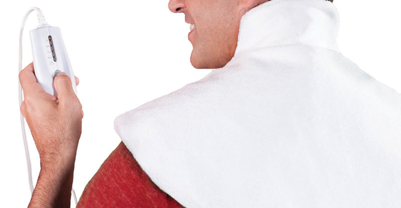 Dr. Bob's - Neck Wrap Heating Pad