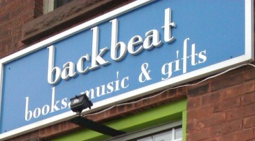 Backbeat Store Front