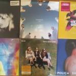 Latest vinyl releases now in stock