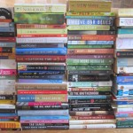A whole lotta books