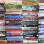 A whole lotta books