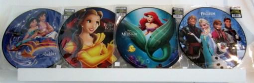 Disney Pic Discs