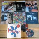 Recent vinyl releases now in stock