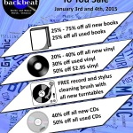 Happy New Year To You Sale – 2015
