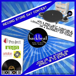 Record Store Day Contest