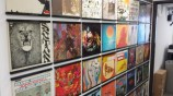 Records On Walls Displays (2)