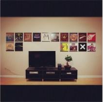 Records On Walls Displays (4)