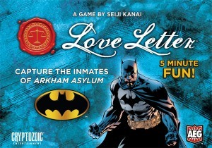 Love Letter Batman 300x210