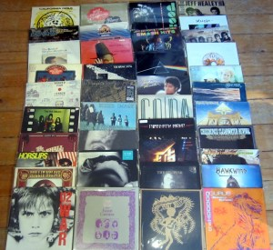 Recent Used Vinyl Sept 12