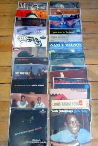 used vinyl Jazz Aug10