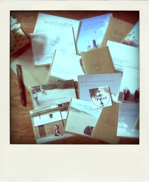 Dani Press Cards-pola