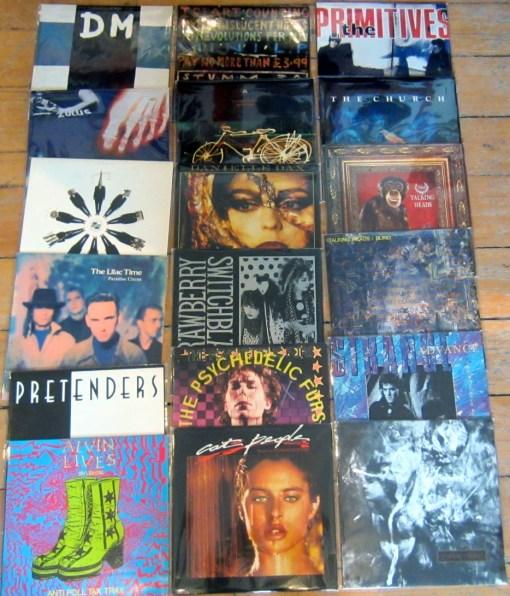 Used Vinyl Jan 8-3