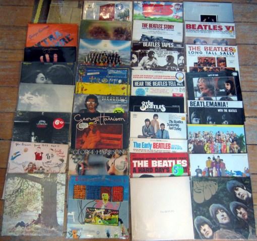 Used Vinyl Jan 8-4