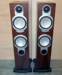Monitor Audio RS-6 Silver-1
