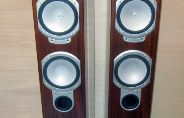 -SOLD- Monitor Audio RS-6 Silver Speakers