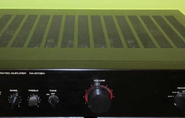 -SOLD- Rotel RA-970BX Amplifier