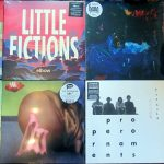 Let's get up to speed on some fresh vinyl releases.