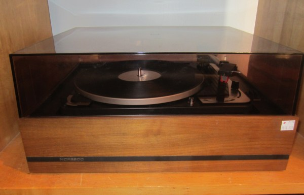 -SOLD- Dual 1010 Turntable