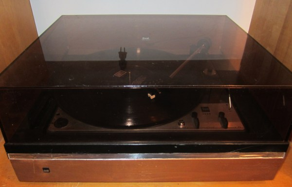 -SOLD- Dual 1225 Turntable