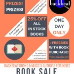 Tomorrow is Authors for Indies!