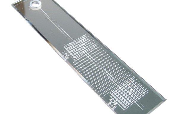 Cartridge Alignment Protractor Tool